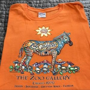 The Zoo Gallery Youth Tee Shirt